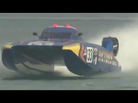 2014 UIM XCAT World Series, Round 1 - Live Webstream, Pole Position - Dubai, U.A.E