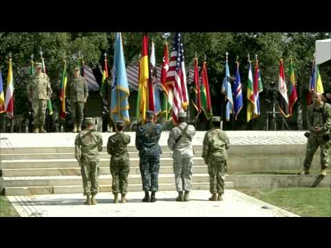 Africom Change Of Command