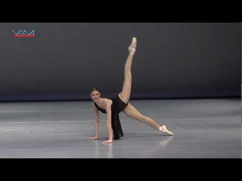 Sage Humphries, 15 years old, 1st place contemporary, Youth America Grand Prix, Seattle