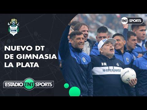 Maradona y sus pedidos especiales como DT de Gimnasia