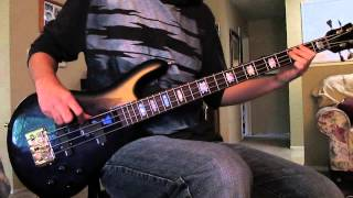 Deftones - Swerve City Bass Cover