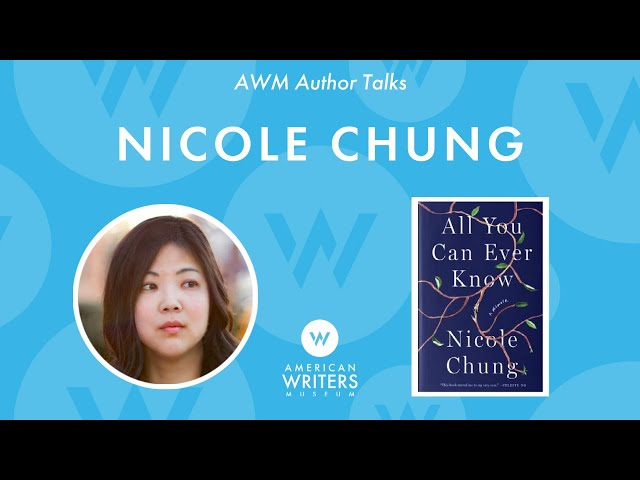 A conversation with Nicole Chung, author of