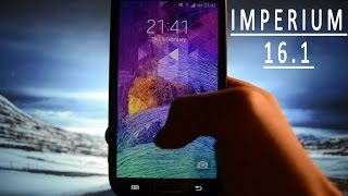 Imperium Rom 16.1 How To Flash + Overview - S4 to S5 pack - WICKED ANDROID HD
