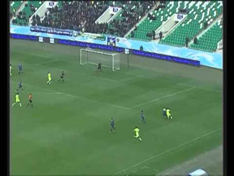 Bunyodkor - Pakhtakor 2:3 Match highlights 07.11.2014