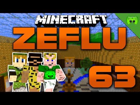 MINECRAFT Adventure Map # 63 - Zeflu «» Let's Play Minecraft Together | HD