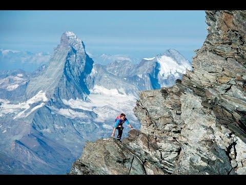 Speed Mountain Running – five 4000m peaks in 7h 45min