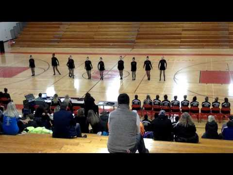 "Irondale JV Jazz "" Womanizer"" 1/7/17 @ Henry Sibley"