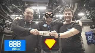 What it is Like to be a Hero with 888poker Ambassador Chris Moorman