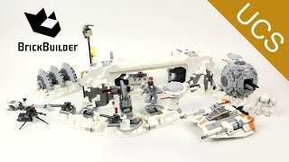 Lego Ultimate Collector Series 75098 Assault on Hoth - Lego Speed Build