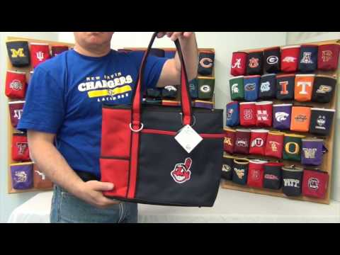 Cleveland Indians MLB Tote Bag
