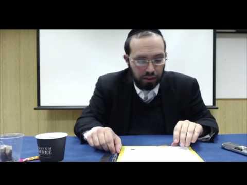 Conférence Business & Torah : est ce vraiment compatible ? Par Jérémie Berrebi