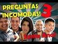 Preguntas Incomodas 3 | Salvadoreños Responden! | Santa Ana