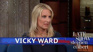 Vicky Ward: Only Melania Can Say \'No\' To Ivanka