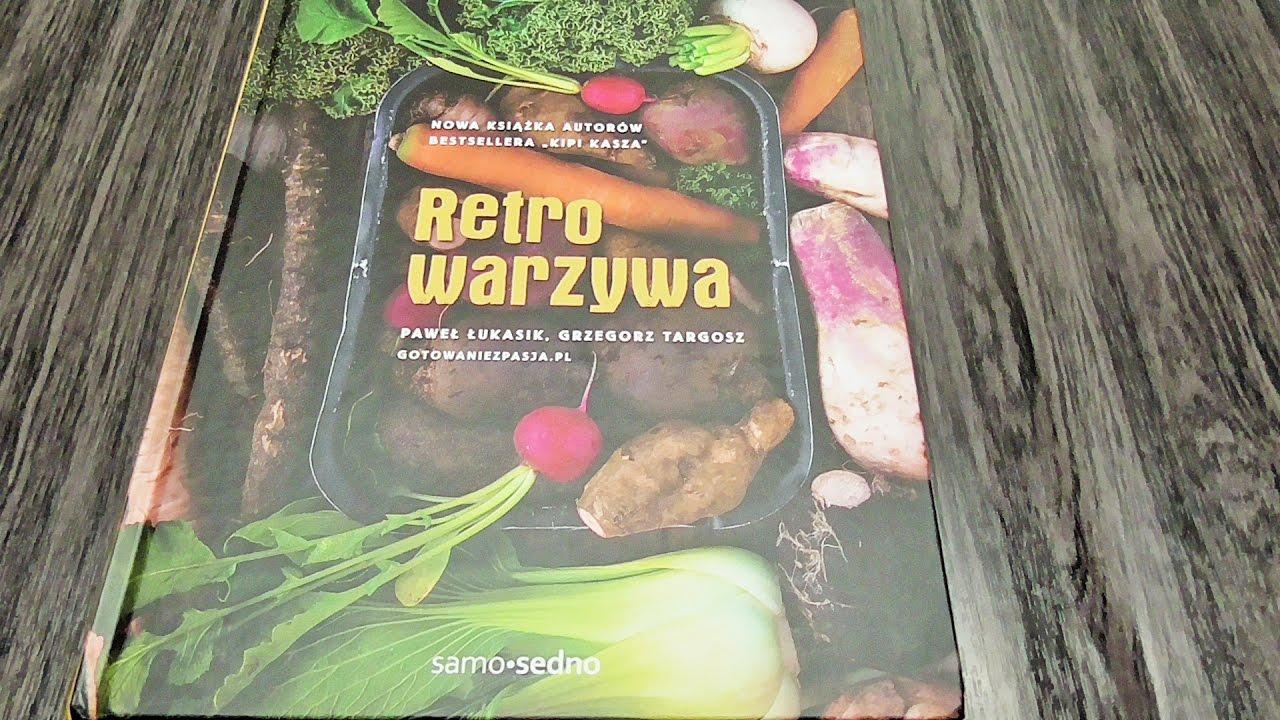 """""""Retro  warzywa """"recenzja /Kaia ze saska gotuje"""