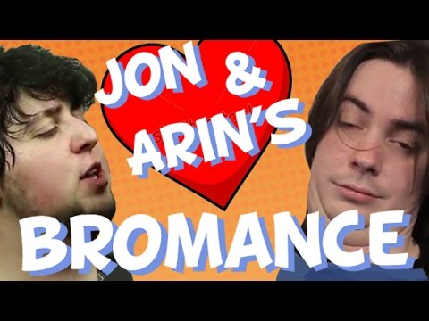 Game Grumps Compilation: Jon & Arin's Bromance