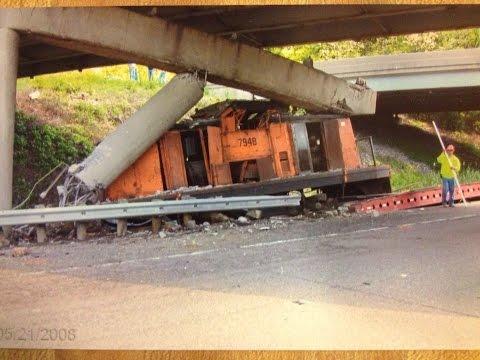 Weird & Unusual Railroad Action! Derailments, Train Wrecks,Crossing Malfunctions Etc!