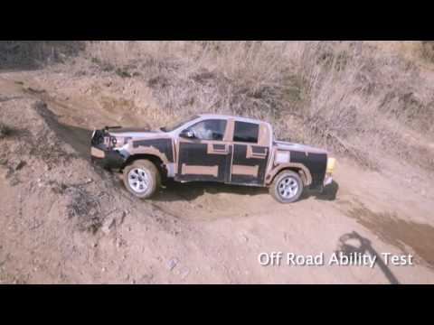 HiLux: The Making Of Unbreakable - Engine Power