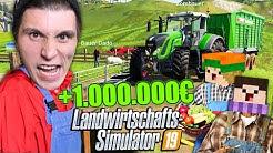 Kompletten Bauernhof ABGERISSEN! | Landwirtschafts Simulator 2019 #03