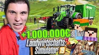 Kompletten Bauernhof ABGERISSEN!   Landwirtschafts Simulator 2019 #03