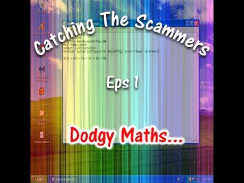 Mayas Service Fake Tech Support Scam | Ft. Scammerrevolts | Dodgy Maths