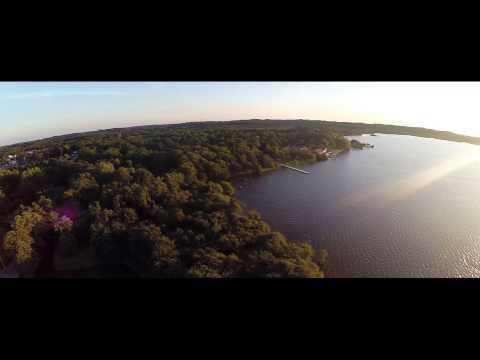 Lake Léon (landes 40 french department)