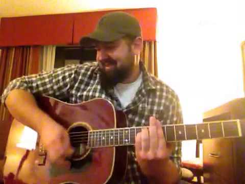 Dave Welch - King of the Road (Roger Miller cover) 12/6/2013