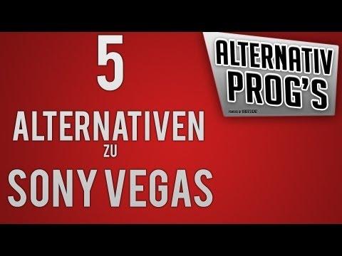 [Alternativ Prog's] 5 kostenlose Altnernativen für SONY VEGAS! |[HD+]|