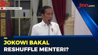 Jokowi Marah Besar, Ancam Reshuffle Menteri - JPNN.com