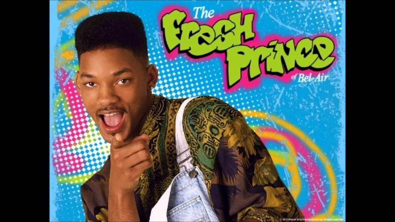 Fresh Prince Logo Font