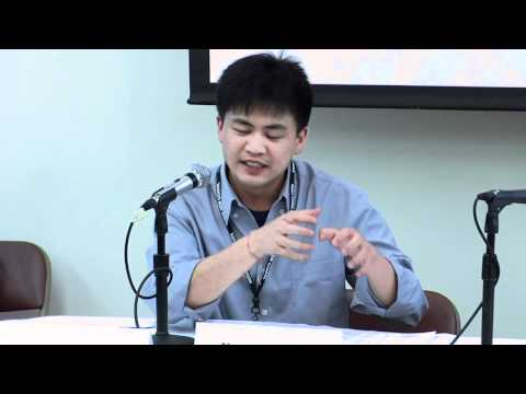India China Conversations: Emerging Scholars - Ka Kin Cheuk | The New School