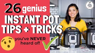 26 INSTANT POT TIPS Instant Pot 101 for BEGINNERS!