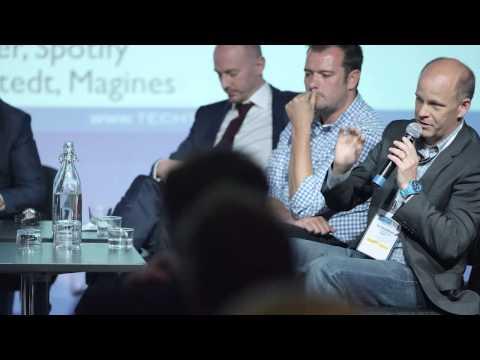 Nordic Tech Tour 2014- Panel discussion Sweden