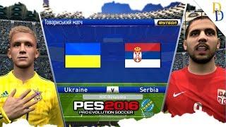 Video Gol Pertandingan Ukraina vs Serbia