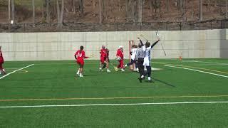 Highlight   Women's Lacrosse vs. Marist (4/7/18)