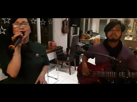 YOU DON't HAVE TO SAY YOU LOVE ME - ( COVER ASIA TOWER LIVE - HERMAN SUDJATMIKO - INDRI ISKANDAR )