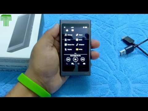 [Hindi] SONY Walkman NW A35 Review