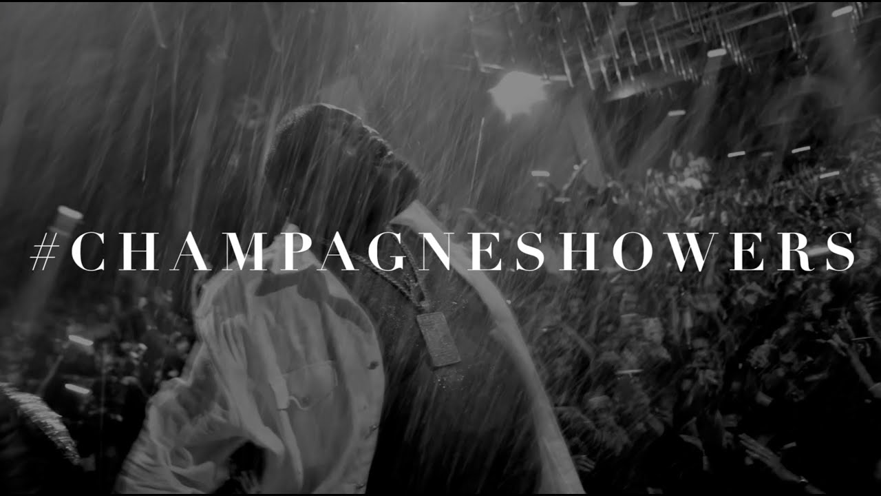 Rick Ross presents Belaire Rose #ChampagneShowers live from Cannes