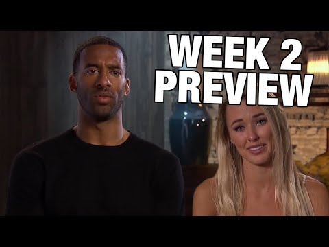 New Arrivals On The Way! - The Bachelor Week 2 + Season Preview Breakdown