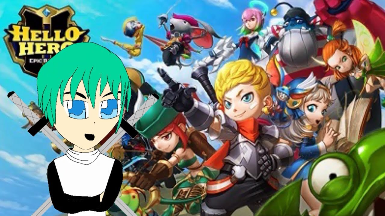 Hello Hero Epic Battle Hack, Cheats, Tips & Guide - Real Gamers