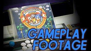 SegaSonic Bros. Gameplay (Unreleased Arcade Game)