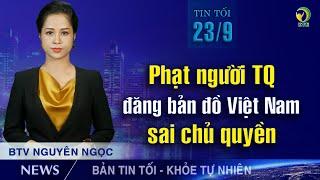 Bản tin tối 23/9: Chuyến bay thương mại quốc tế đầu tiên mở bán chặng Hàn Quốc - Việt Nam