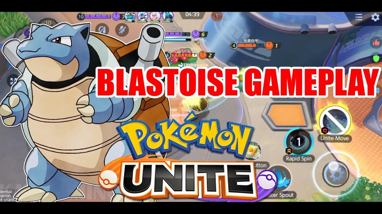 When are Blastoise and Gardevoir coming to Pokmon Unite?