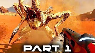 Far Cry 5 Lost on Mars Gameplay Walkthrough Part 1 - INTRO