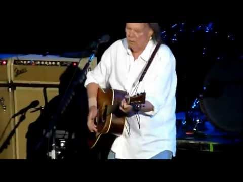 Neil Young & Crazy Horse, Red Rocks 8-6-2012, Twisted Road.
