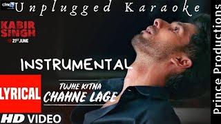 tujhe-kitna-chahne-lage-unplugged-instrumental-karaoke-kabir-singh-prince-productions