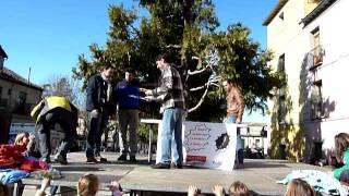 III Vuelta a Los Jardines de La Granja de San Ildefonso. Entrega de premios y trofeos 22/1/2012 (3)