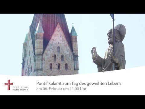 Pontifikalamt zum Tag