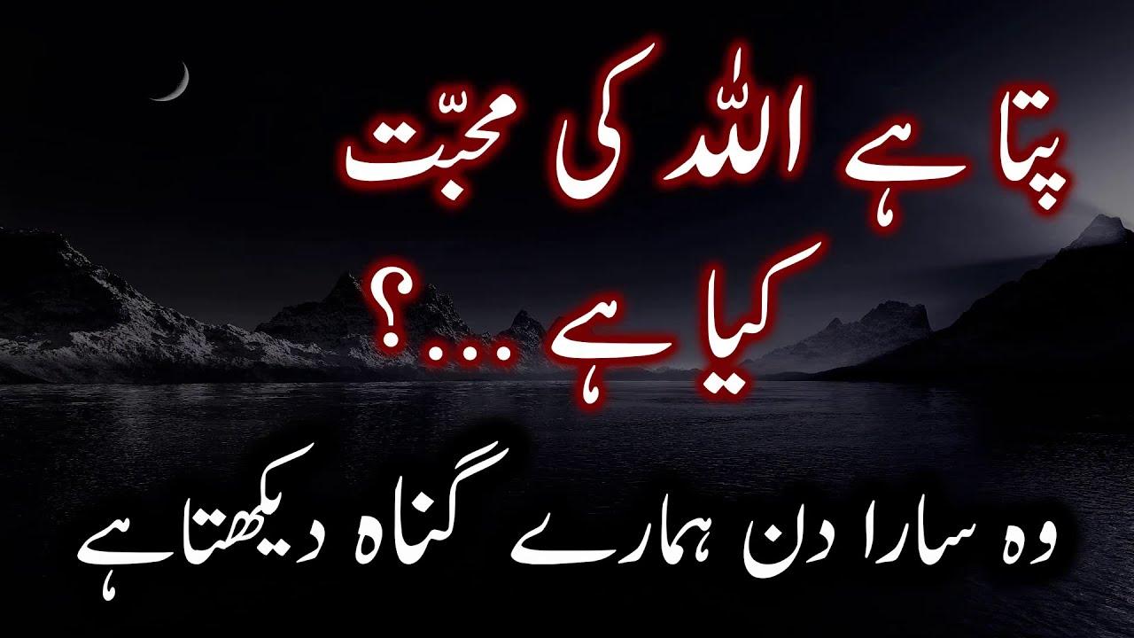 Best Collection of Islamic Quotes in Urdu Part 12  Urdu ...