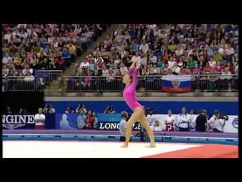 Bridget Sloan- 2009 Worlds - AA FX
