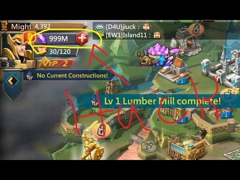 Lords Mobile 999M Gems Hack [working 100%] - How To Get Unlimited Gems